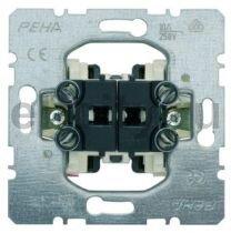 214 Мех-м выключателя для управления жалюзи с электромеханической блокировкой, 500-ой серии