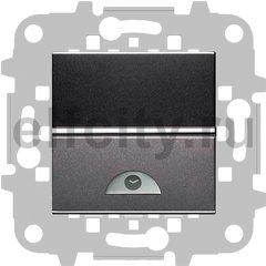 Выключатель електронный с таймером, от 9 до 240с, антрацит