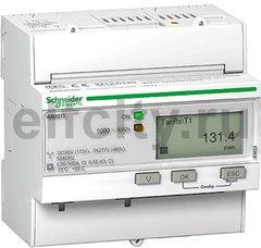Счетчик 3-ф активной энергии iEM3215, 4 тарифа, кл. точн. 0.5S, транс. вкл.