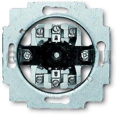 Механизм выключателя жалюзи 2-полюсной, с поворотной ручкой, с фиксацией, 10А 250В