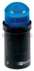 Световая колонна 45 мм синяя