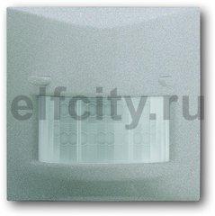 Автоматический выключатель 230 В~ , 40-400Вт, с защитой от срабатывания на животных, монтаж 1,2м, серебристый алюминий
