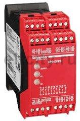 SE Preventa Модуль безопасности расширение 8 вых реле NO 24В=/~пружинные клеммы