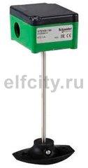 Датчик температуры канальный STD100-100, 1,8к -40…130°С,100мм