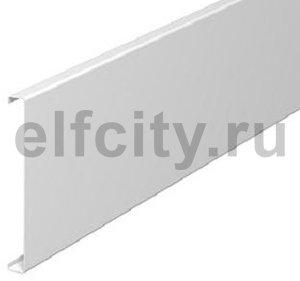 Крышка кабельного канала GEK 110x2000 мм (сталь,белый)