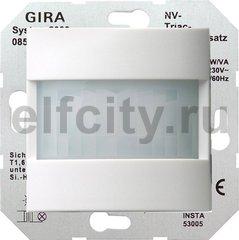 Автоматический выключатель 230 В~ , 40-400Вт, двухпроводное подключение, высота монтажа 2,2м; пластик белый глянцевый