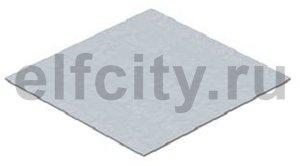 Заглушка монтажного основания прямоугольная для GES9 247x247x3 мм (сталь)