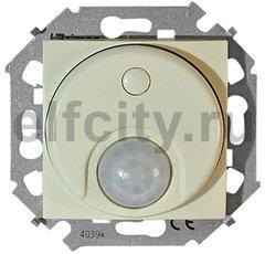 Автоматический выключатель 230 В~ , 60-500Вт, задержка выключения 4с-10мин, слоновая кость