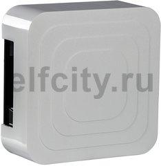 Zamel Звонок Bittorf двухтональный электромеханический, 220 В, белый