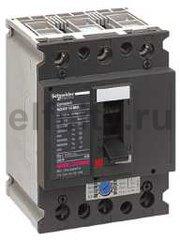 Автоматический выключатель COMPACT NS80H MA25 3П3T