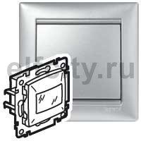 Автоматический выключатель 230 В~ , 60-300Вт, с задержкой отключения 6с-6минут, пластик под алюминий