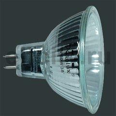 Donolux Лампа галогенная MR16 с алюминиевым покрытием 51mm 35w 38^ 12v, GU5,3 2800K, 3000h