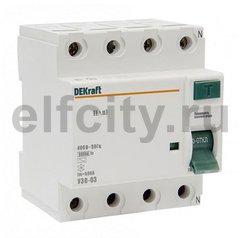 УЗО01-4Р-063А-300_выкл. диф. тока