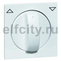 20.610.022 J Nova, Центральная плата для кнопочного мех-ма рольставней, с фиксатором положения, белы