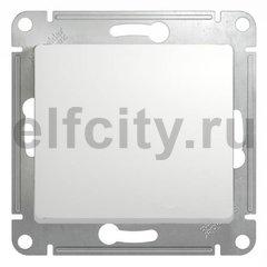 Выключатель одноклавишный перекрестный (вкл/выкл с 3-х мест) 10 А / 250 В, белый