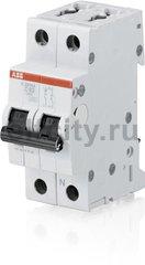 Автоматический выключатель 1P+N S201 C0.5NA