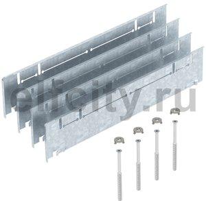 Комплект для регулирования высоты монтажного основания UZD350 (сталь,115+55 мм)