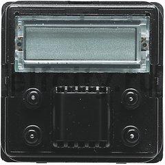 Механизм электронного терморегулятора с ЖК-экраном