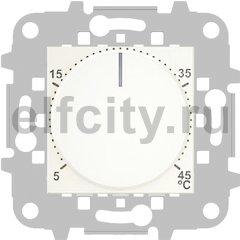 Термостат механический с выносным датчиком, для электрического подогрева пола 230 В~ 8А, белый