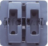 Выключатель для штор с электро-механической блокировкой