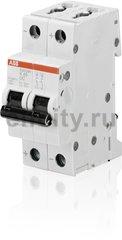 Автоматический выключатель 2P S202MT K0,2UC