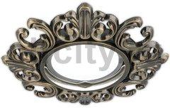 Точечный светильник Antique Round, бронза