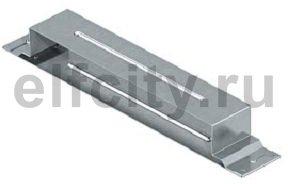 Соединительная накладка кабельного канала EUK 350x38 мм (сталь)