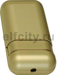 Шнуровой трансформатор с диммером, 20-105 Вт цвет: золотой