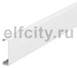 Крышка двойного кабельного канала Rapid 80 45x12x2000 мм (сталь,серебристо-белый)