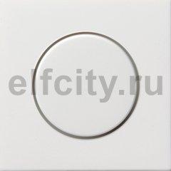 Накладка с поворотной кнопкой для светорегуляторов и эл. потенциометров