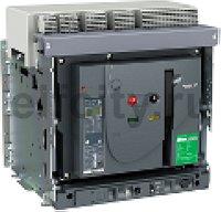 Авт.выкл. EasyPact MVS 800A 3P 50кА эл.расц. ET2I стац. с эл.приводом