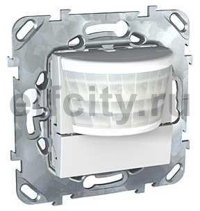 Автоматический выключатель 230 В~ , 40-2300Вт, трехпроводное подключение, пластик белый