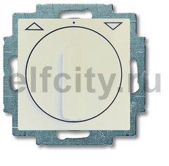 Выключатель управления жалюзи, поворотный с фиксацией, 10 А / 250 В, слоновая кость