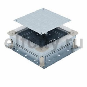 Монтажное основание UZD250-3 (h=115-170 мм) 410x367x115 мм (сталь)