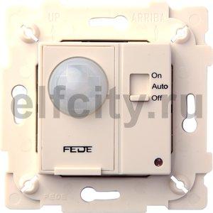 Автоматический выключатель 230 В~ , 800Вт, с функцией ручной режим, бежевый