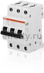 Автоматический выключатель 3P S203 C0.5