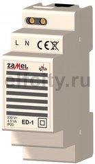 Zamel Звонок электромеханический 230VAC на DIN рейку 2мод