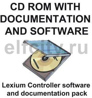CD ROM C ДОКУМЕНТАЦИЕЙ И ПО