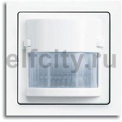 Автоматический выключатель 230 В~ , 40-400Вт, с защитой от срабатывания на животных, задержка отключения 10с-30мин, шале-белый