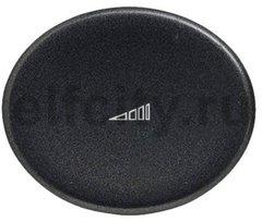 Накладка (центральная плата) для механизма клавишного светорегулятора, серия TACTO, цвет антрацит