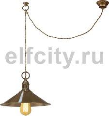 Потолочный светильник - Marsala Collection, цвет: светлая патина