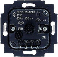 Механизм светорегулятора для ламп накаливания, 60-600 Вт/ВА