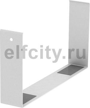 Стыковая накладка кабельного канала Rapid 80 90x170 мм (сталь,белый)