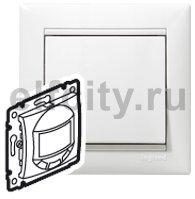 Автоматический выключатель 230 В~ , 60-300Вт, с задержкой отключения 1с-16минут, пластик белый глянцевый