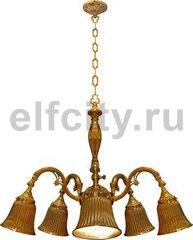 Люстра - Milazzo III, цвет: светлое золото