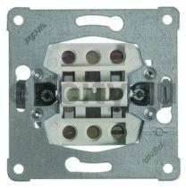 616/6 Мех-м переключателя 2-кл, 600-ой серии (сх. 6+6)