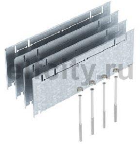 Комплект для регулирования высоты монтажного основания UZD350 (сталь,265+55 мм)