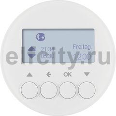 Quicklink - Таймер для вставки жалюзи, R.1/R.3, цвет: полярная белизна