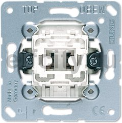 выключатель 1-полюсный 10АХ, 250В АС