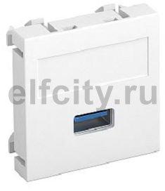 Мультимедийная рамка USB 3.0 A Modul45 (черный)